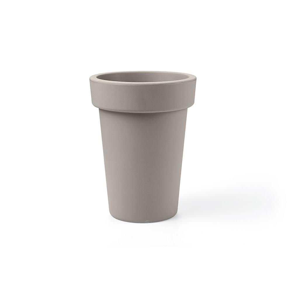 vaso moderno rotondo